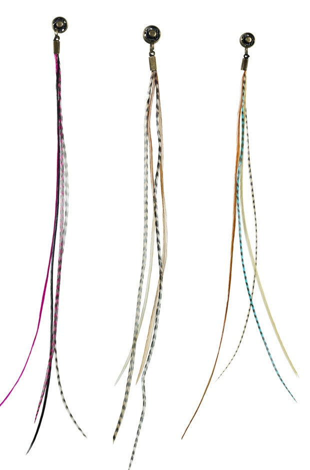 Sultra Feather Accents Sex Up Strands