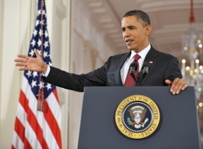 Coffee Talk: President Obama Almost Up for Adoption?