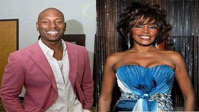 Tyrese Denies Dating Whitney Houston