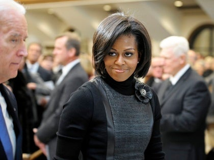 First Lady Michelle Obama to Attend Betty Ford's Funeral