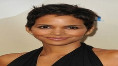 Halle Berry Broke Her Foot During Goat Chase