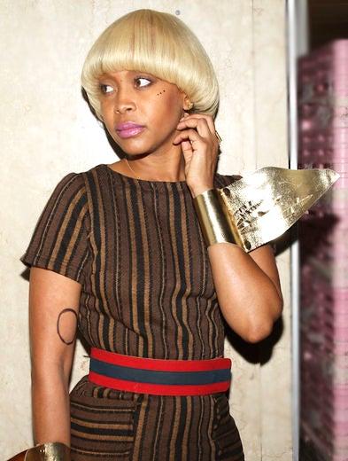Hairstyle File: Erykah Badu