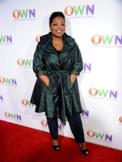 Oprah Becomes OWN CEO and Chief Creative Officer
