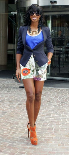 Five Ways to Look Great in Shorts