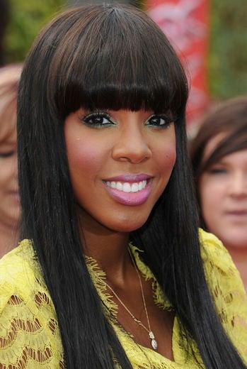 Great Beauty: Kelly Rowland's Beauty Evolution