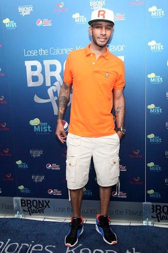 Swizz Beatz Gives Back to the Bronx