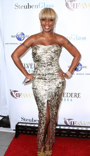 Mary J. Blige on 'Rock of Ages' Musical and Nina Simone