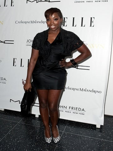 Estelle Dishes on New Album and Adele
