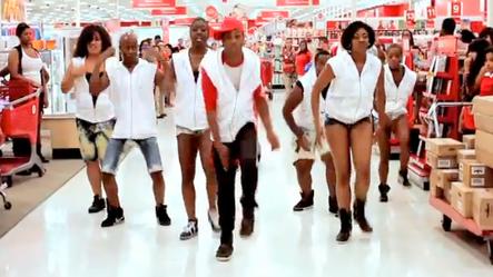 Must-See: Beyonce Flash Mob in Target