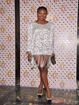 Girl About Town: Eva Marcille