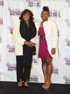 Patti LaBelle Calls Ledisi One of the 'Best Singers'