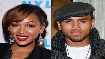 Coffee Talk: Meagan Good, Chris Brown to Star in 'Think Like a Man'