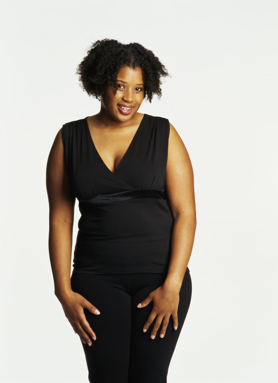 Plus Size Model in the City: Communication