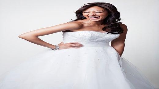 Behind the Scenes: Tamera Mowry's 'Get Married' Cover Shoot