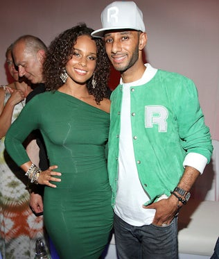 Alicia Keys Thinks Married Life is 'Fly'