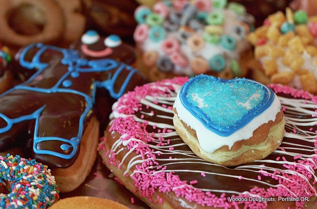 Wedding Trend of the Week: The Anti-Wedding Cake