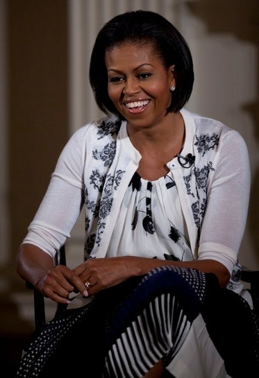 Michelle Obama Teams Up with Walmart, Walgreens