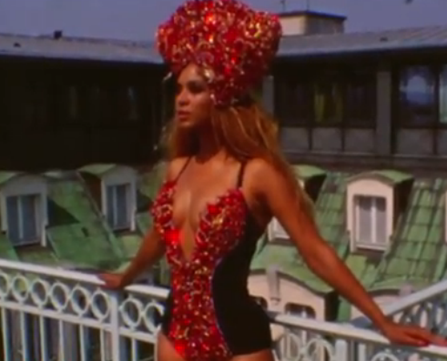 Must-See: Beyonce's 'A Spring Afternoon in Paris'