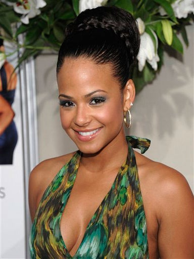 Christina Milian Headed to 'Dancing with the Stars?'