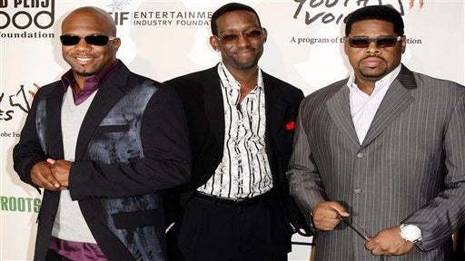 Boyz II Men Celebrates 20 Years with New Album