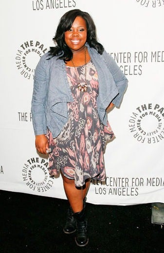 Is Amber Riley the Next Star to Leave 'Glee'?