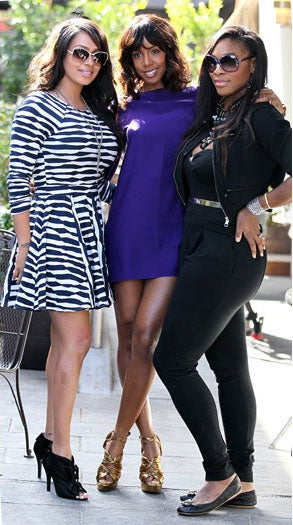 Girls About Town: Celebrity Cliques