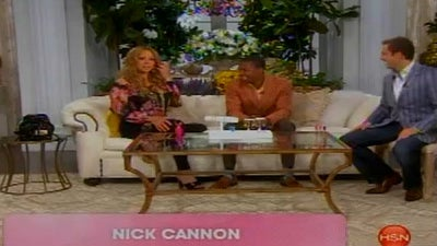 Must-See: Mariah and Nick Show Some Love on HSN