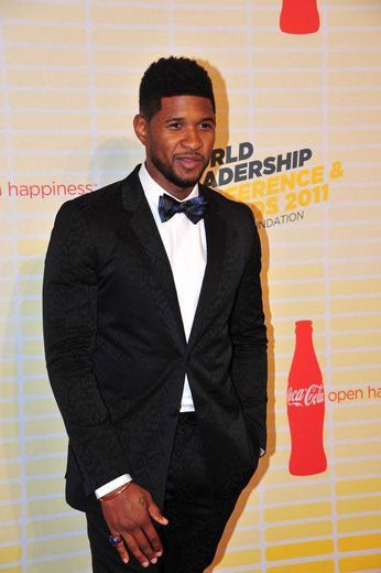 Usher Hosts Youth Leadership Conference