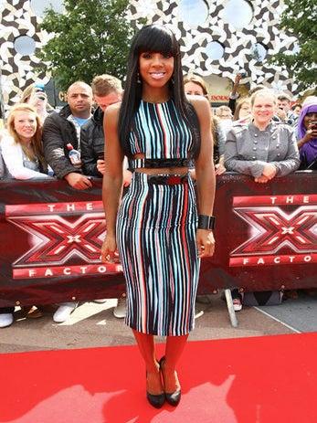 Kelly Rowland Denies Destiny's Child Reunion