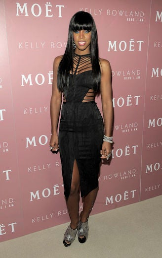 Pics: Kelly Rowland Hosts Album Release Party