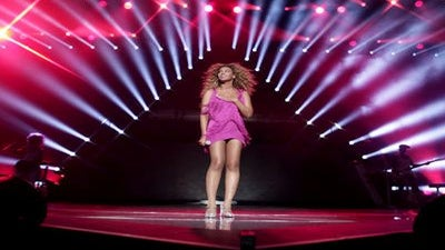 Must-See: Beyonce Sizzles on 'Late Night With Jimmy Fallon'