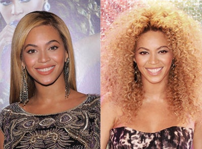 Hot Hair: Sleek vs. Supersized