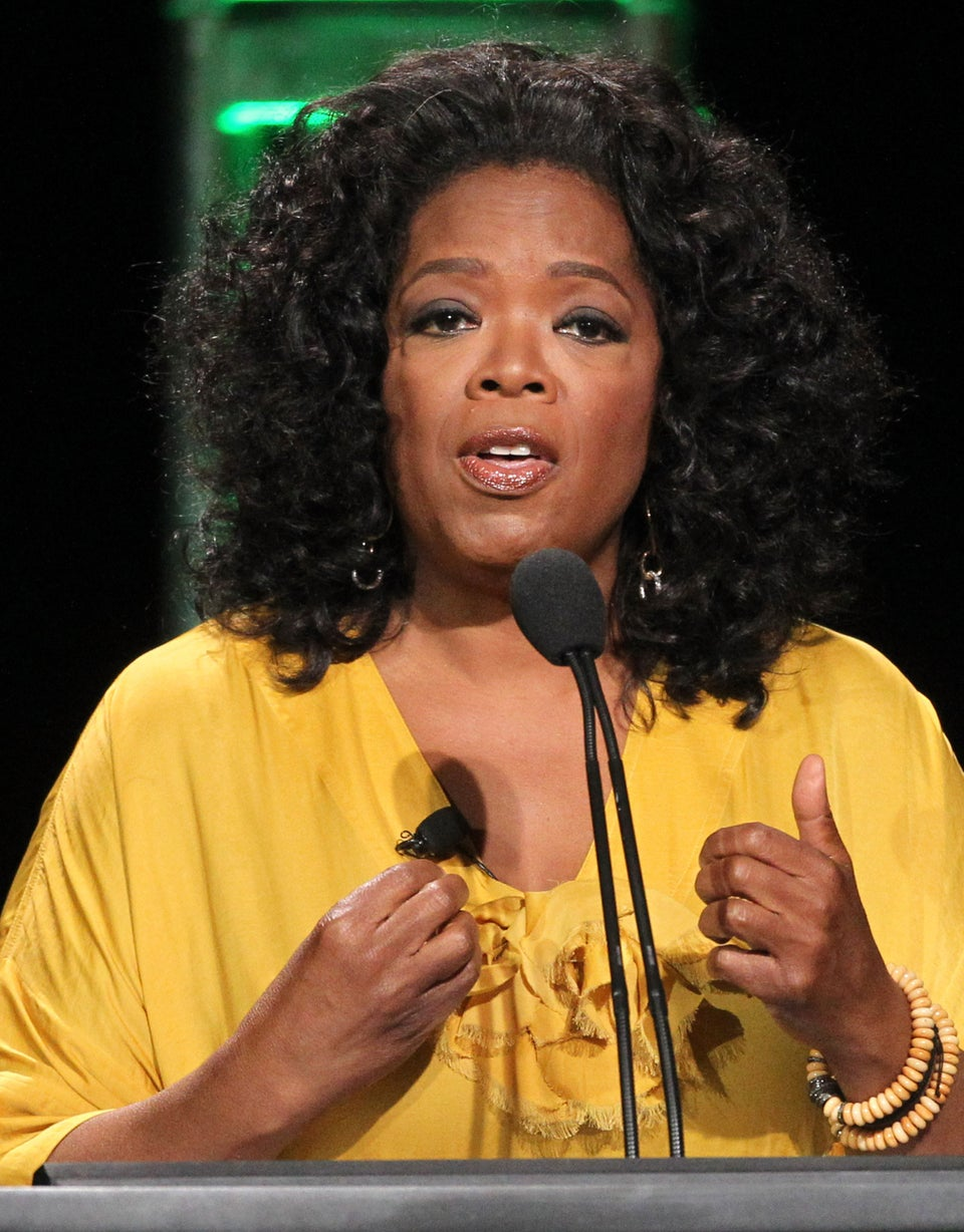 Oprah to Host OWN Series Recycling Old Show