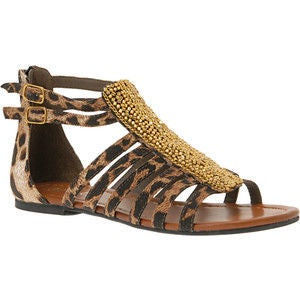 0a80a7f0458 Lust List  Gladiator Sandals - Essence
