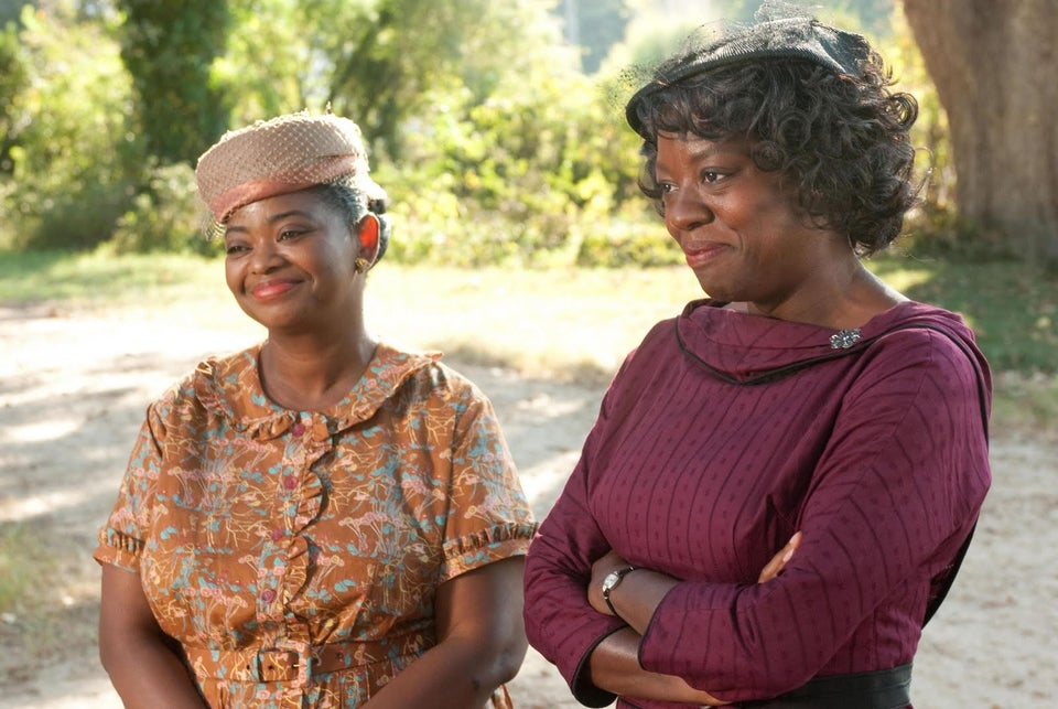 'The Help' Is #1 at the Box Office