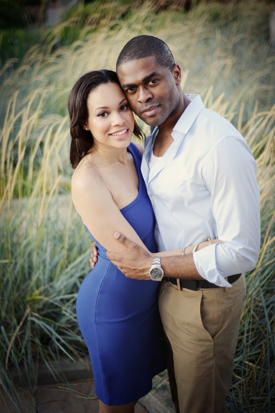 Just Engaged: Andrea and Ejim