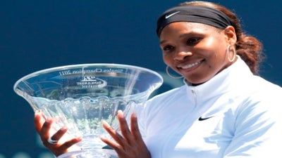 Serena Williams Wins First Tennis Title Since Comeback