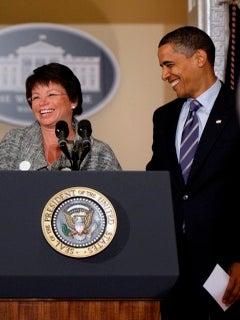 White House Advisor Valerie Jarrett on 'Debt Ceiling Deal'
