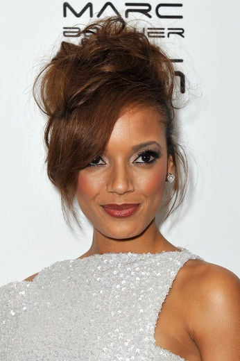 Hot Hair: Side-Swept Bangs