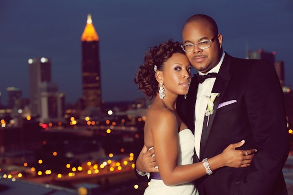 Bridal Bliss: The Same Wavelength