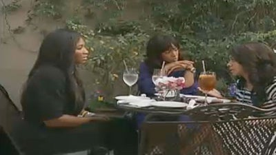 Must-See: LaLa Lunches with Kelly and Serena for New Reality Show