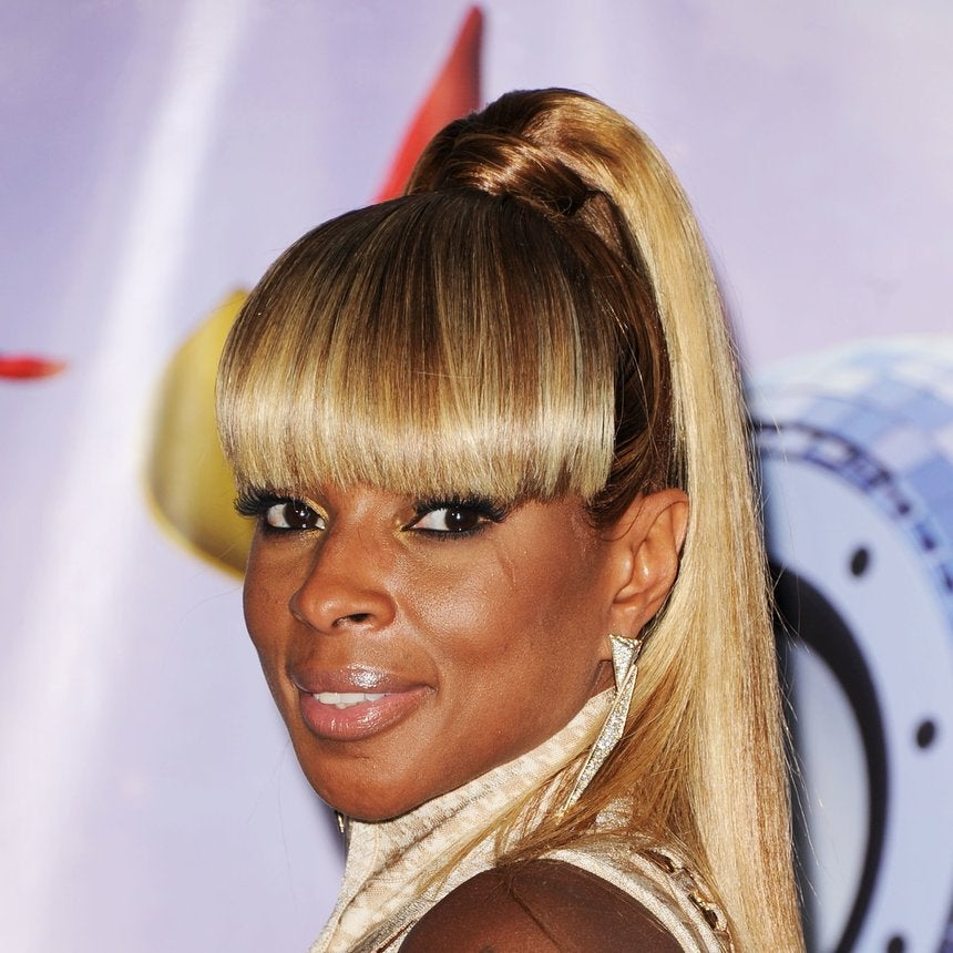 Mary J. Blige on Writing 'Living Proof' for 'The Help'
