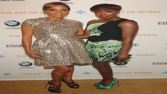 After Dark: ESSENCE Hosts 'Art of Giving' Honoring Holly Robinson Peete