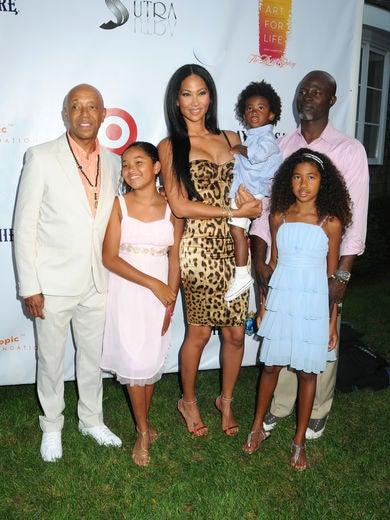 Celebrity Blended Families