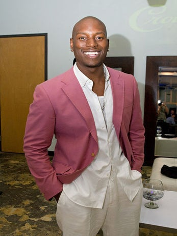 Tyrese's 'Best' Leaves Out Black Women