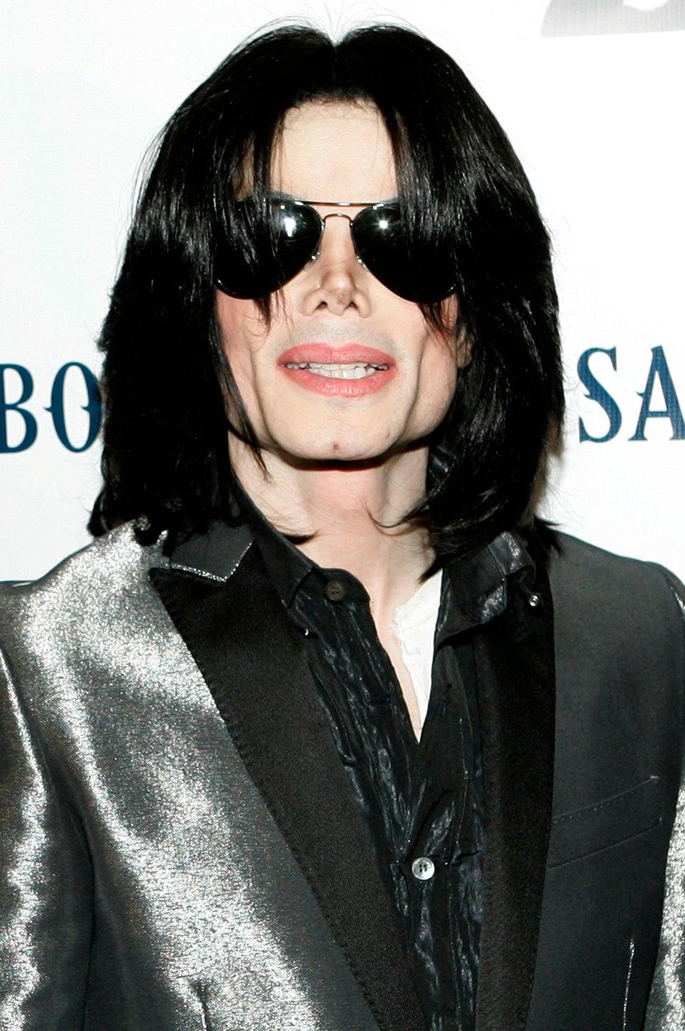 Michael Jackson is Your Next Superhero