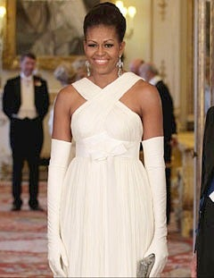 First Lady Michelle Obama Tops Vanity Fair 'Best-Dressed List'