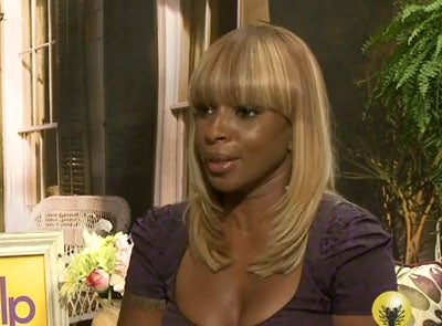 Must-See: Mary J. Blige Dishes on Her Acting Career