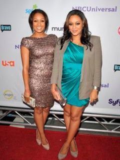 Girls About Town: Tia and Tamera Mowry
