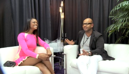"""Exclusive: Tika Sumpter on Being the New """"It"""" Girl"""
